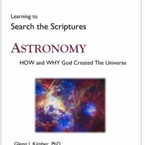 How and Why God Created the Universe — Astronomy