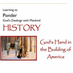 God's Hand in the Building of America Vol 1