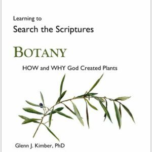 How and Why God Created Plants — Botany