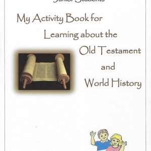 Junior Old Testament Workbook