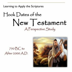 Hook Dates of the New Testament