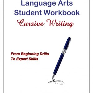 Cursive Writing — Student Workbook
