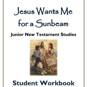 Junior New Testament Studies – Student Workbook