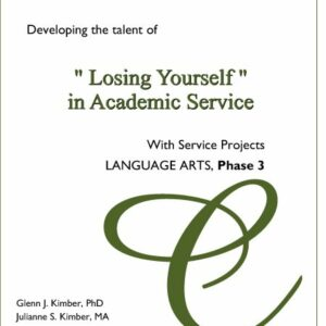 Language Arts Volume 3 — Creative Writing