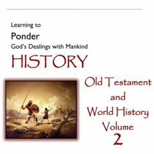 Hook Dates of the Old Testament and World History, Volume 2