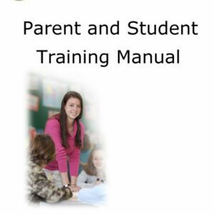 Parent and Student Training Manual with DVD's