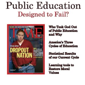 Public Education – Designed to Fail