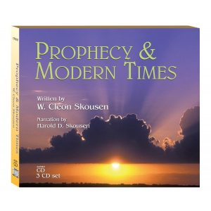 Prophecy and Modern Times – CD