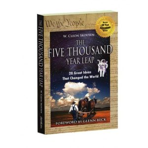 The Five Thousand Year Leap – Softbound Book