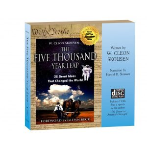 The Five Thousand Year Leap CD