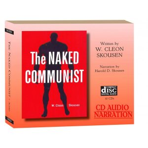 The Naked Communist, narration – CD