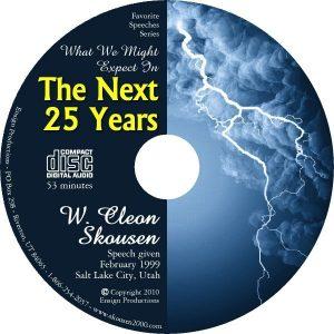 The Next 25 Years CD