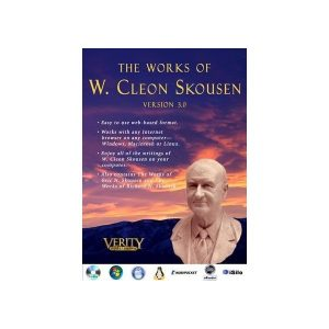 The Works of W. Cleon Skousen CD-Rom